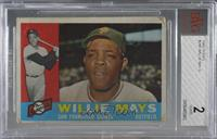Willie Mays [BVG 2 GOOD]