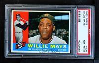 Willie Mays [PSA8NM‑MT]