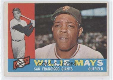 1960 Topps - [Base] #200 - Willie Mays