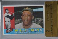 Willie Mays [BRCR 8]