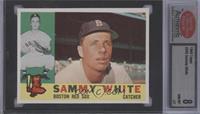 Sammy White [ENCASED]