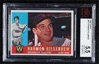 Harmon Killebrew [BVG5.5EXCELLENT+]