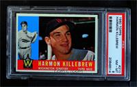 Harmon Killebrew [PSA 8 NM‑MT]