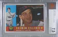 Harmon Killebrew [BVG7.5NEARMINT+]