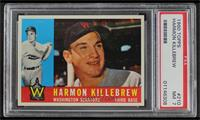 Harmon Killebrew [PSA 7 NM]