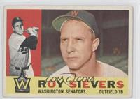 Roy Sievers [Good to VG‑EX]