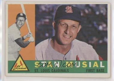 1960 Topps - [Base] #250 - Stan Musial