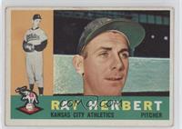 Ray Herbert [Poor]