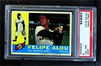 Felipe Alou [PSA 8 NM‑MT]
