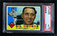 Gil Hodges [PSA 8 NM‑MT]