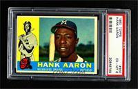 Hank Aaron [PSA6EX‑MT]