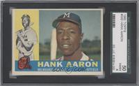 Hank Aaron [SGC50VG/EX4]