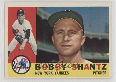 1960 Topps - [Base] #315 - Bobby Shantz