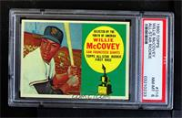 Willie McCovey [PSA 8 NM‑MT]