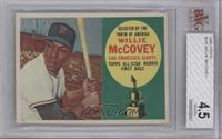 Willie McCovey [BVG 4.5]