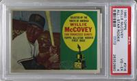 Willie McCovey [PSA 4 VG‑EX]