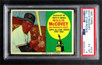 Willie McCovey [PSA 6 EX‑MT]