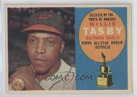 Willie Tasby [Poor]