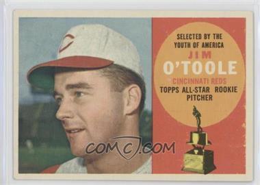 1960 Topps - [Base] #325 - Jim O'Toole