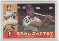 Earl Battey [Good to VG‑EX]