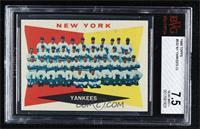 New York Yankees [BVG7.5NEARMINT+]