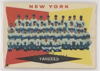 New York Yankees [Noted]