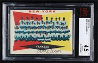 New York Yankees [BVG4.5VG‑EX+]