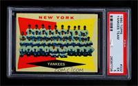 New York Yankees [PSA5EX]