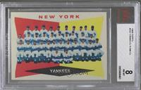 New York Yankees [BVG 8]