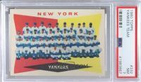 New York Yankees [PSA7NM]