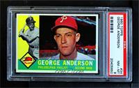 Sparky Anderson (George on Card) [PSA8NM‑MT]
