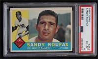 Sandy Koufax [PSA6EX‑MT]