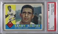 Sandy Koufax [PSA5]