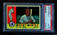Mickey Mantle [PSA8NM‑MT]