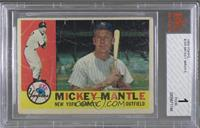 Mickey Mantle [BVG 1]