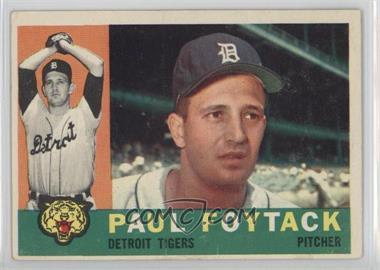 1960 Topps - [Base] #364 - Paul Foytack