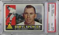 Daryl Spencer [PSA 8]