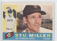 Stu Miller (Gray Back)