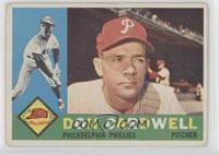 Don Cardwell (White Back) [Good to VG‑EX]