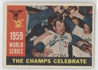 World Series: The Champs Celebrate (Gray Back) [Good to VG‑EX]