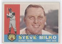 Steve Bilko (White Back)