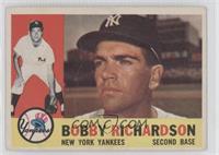 Bobby Richardson (White Back)