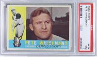 Pete Whisenant (White Back) [PSA7]