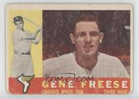 Gene Freese (Gray Back) [Poor to Fair]