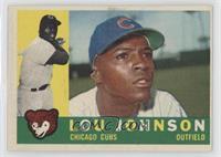 Lou Johnson [Poor]