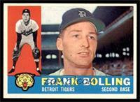 Frank Bolling [EX]