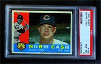 Norm Cash [PSA8NM‑MT]