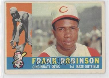 1960 Topps - [Base] #490 - Frank Robinson