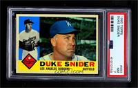 Duke Snider [PSA 7 NM]
