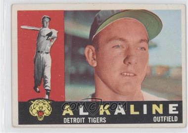 1960 Topps - [Base] #50 - Al Kaline